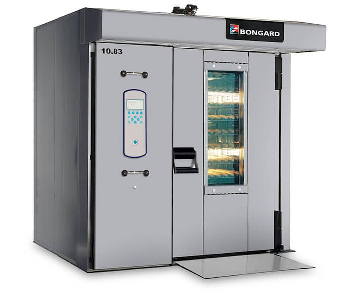 Rotating rack oven 10.83 E