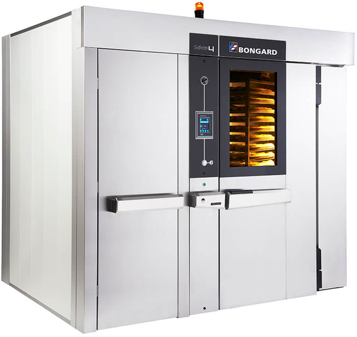 Rotating rack oven 12.84 MG
