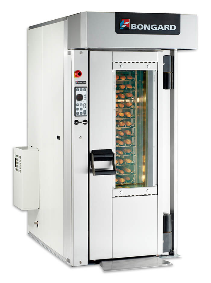 Rotating rack oven 6.43 MG