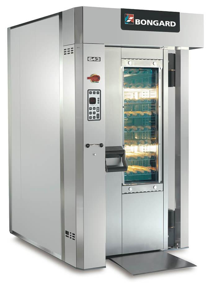 Rotating rack oven 6.43 E