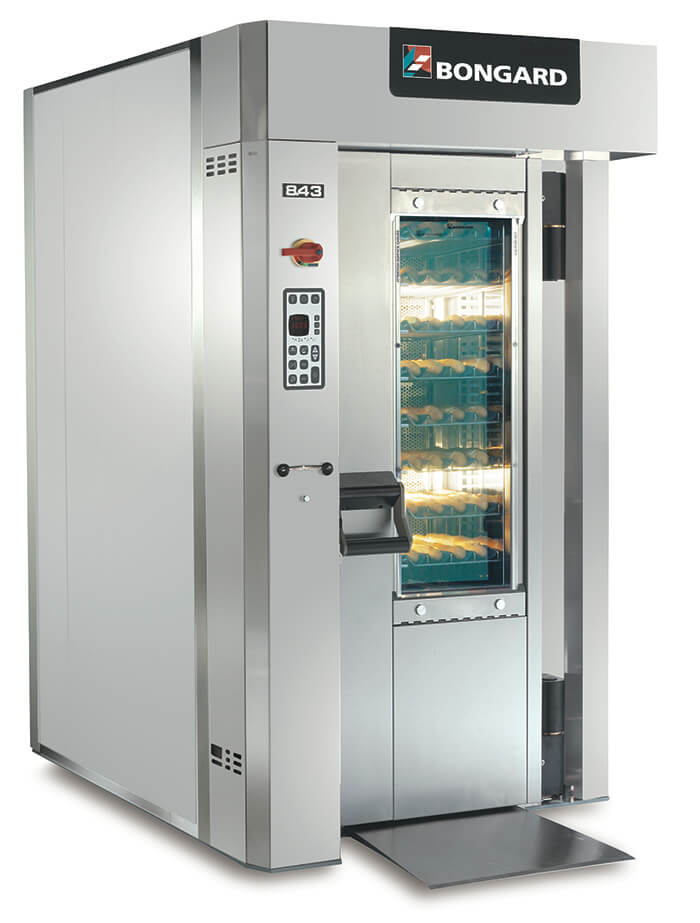 Rotating rack oven 8.43 MG
