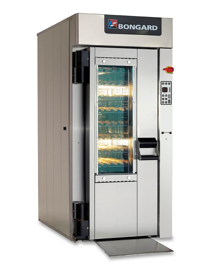Static rack oven 8.43 FE