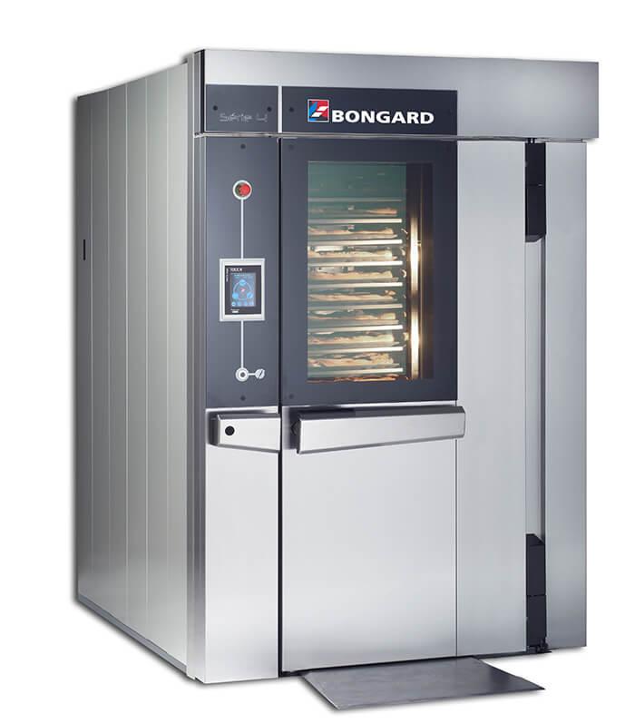 Rotating rack oven 8.84 E