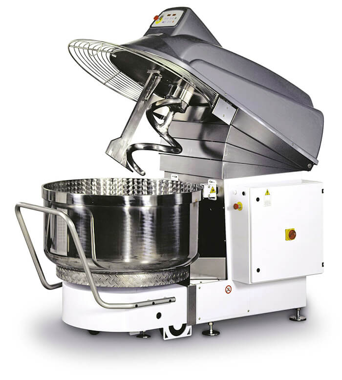 Removable bowl Spiral mixer Spiral A