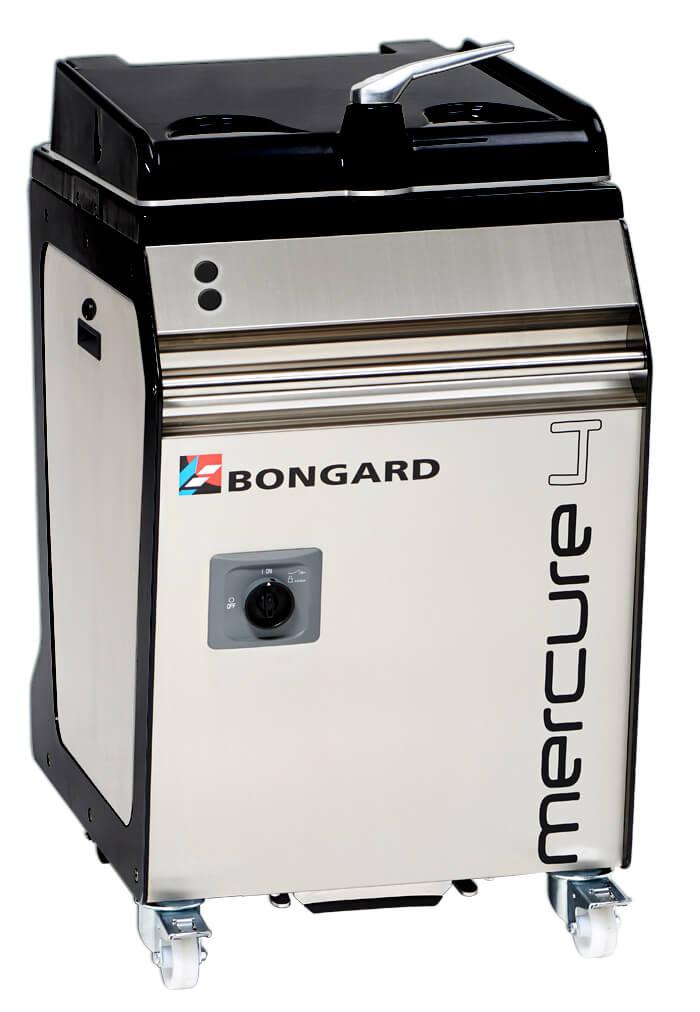 Hydraulic divider Mercure 4