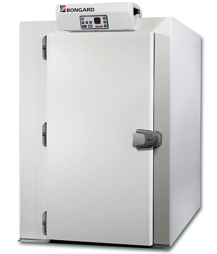 Roll-in blast freezer BSC