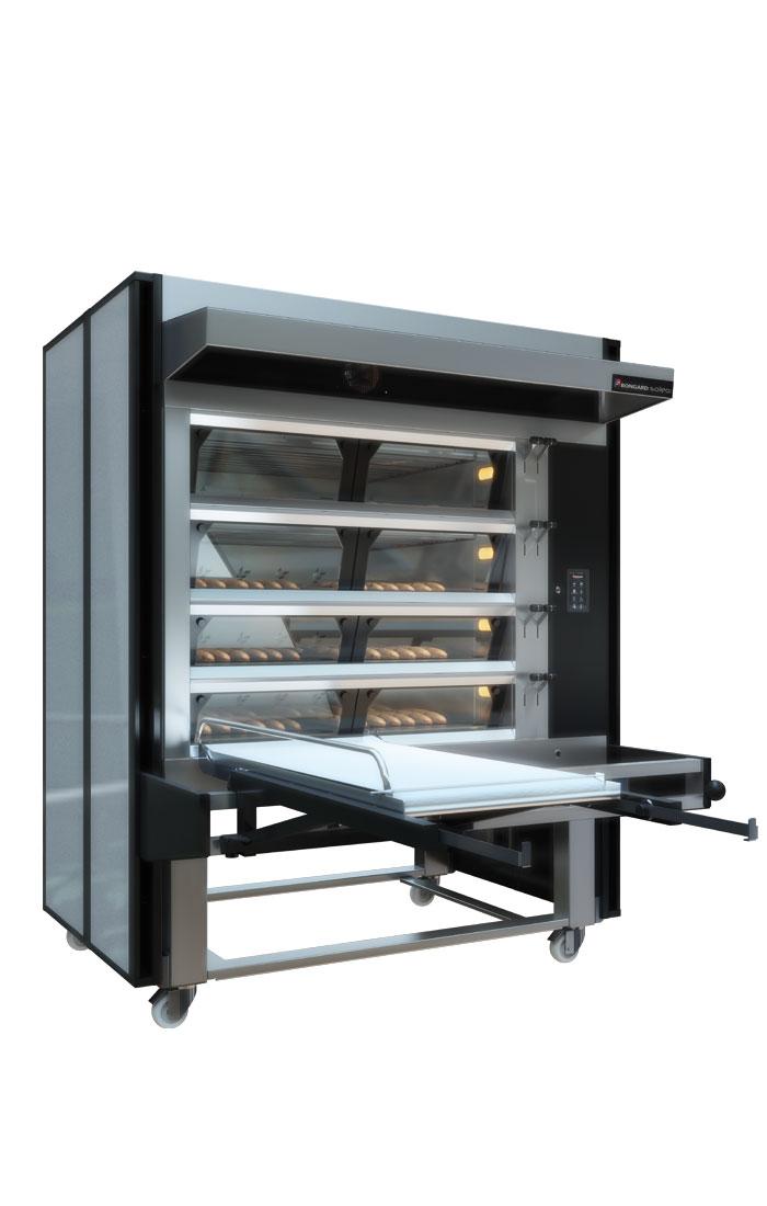 Modular deck oven Soleo EvO