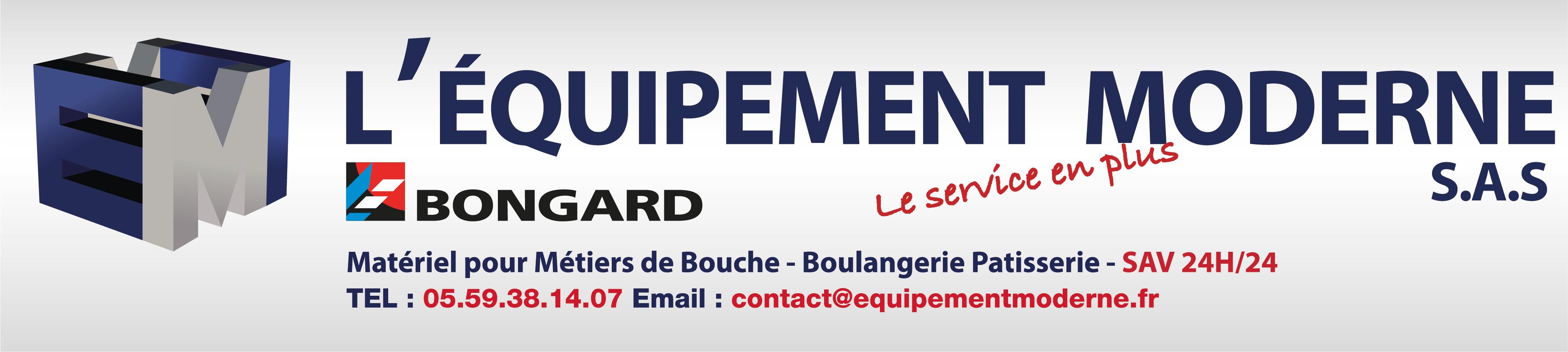 EM logo + Bongard