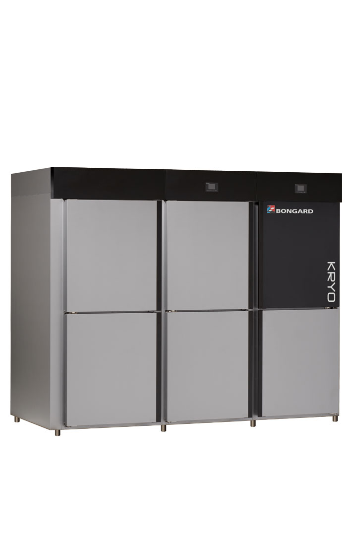 Range of Reach-in combined Blast freezer KRYO