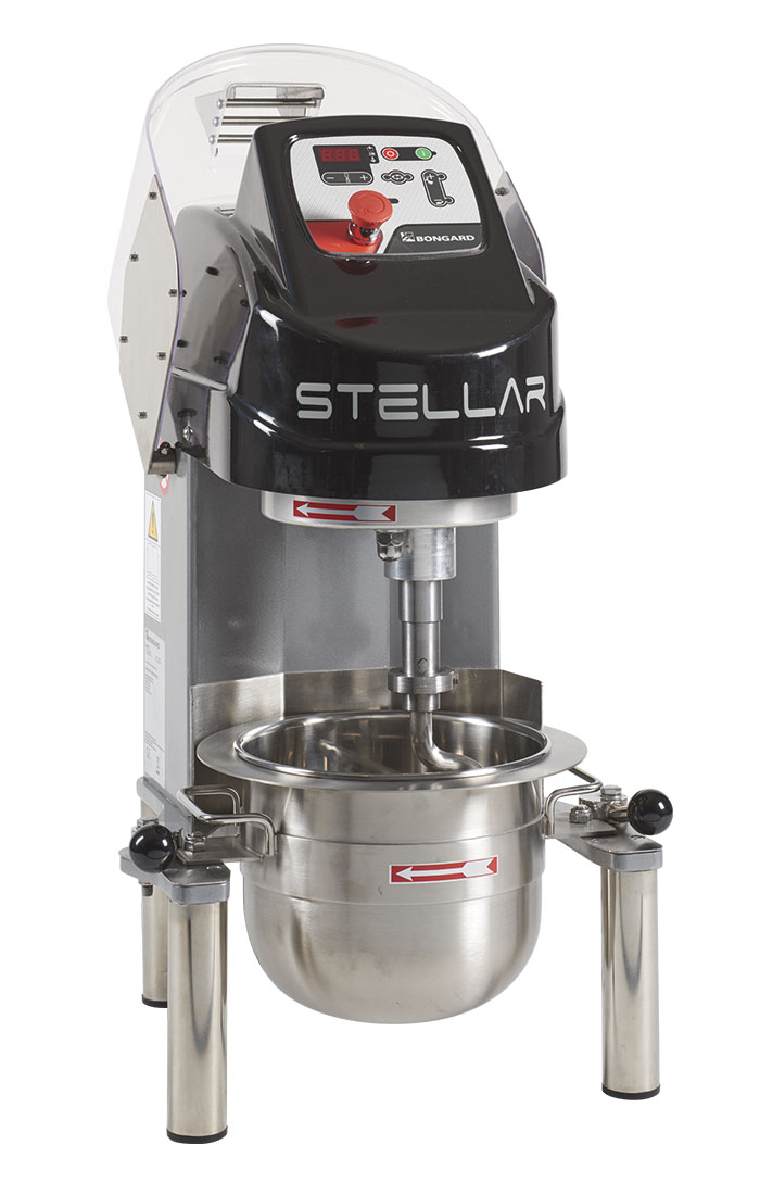 Batteur-mélangeur sur table Stellar